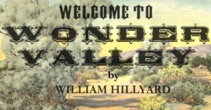 William Hillyard to read